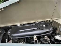 シルバークラウドIII  V8 OHV  エンジン 6230cc