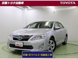 トヨタ カムリハイブリッド 2.5 SDナビ・CD・DVD・ワンセグTV