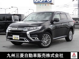三菱 アウトランダーPHEV 2.4 G 4WD 三菱認定中古車保証