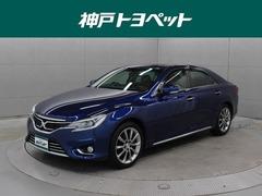 トヨタ マークX の中古車 2.5 プレミアム 兵庫県三田市 94.2万円