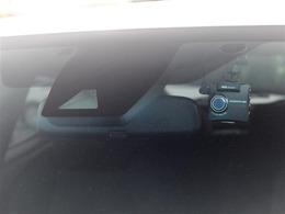 TSS(トヨタセーフティセンス)装着車!追突事故などへの予防安全のための装備で、被害軽減をサポートしてくれます!ドラレコも付いてさらに安心!