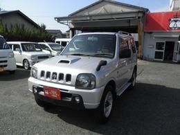 スズキ ジムニー 660 XC 4WD ターボ ETC ナビ