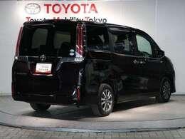 衝突軽減ブレーキのトヨタセーフティーセンスが搭載の安全装置も充実の一台です。