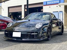 ポルシェ 911カブリオレ 911ターボ  9FFコンプリート