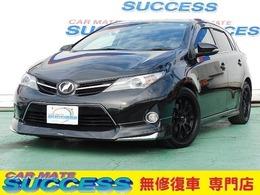 トヨタ オーリス 1.5 150X Sパッケージ 禁煙車MナビFセグBカメラETCHIDAW16