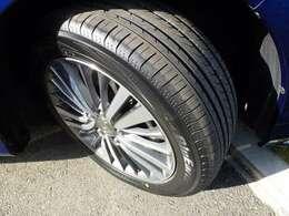 タイヤ新品に交換しました♪