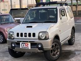 スズキ ジムニー 660 ランドベンチャー 4WD ナビ ETC アルミホイール 革ハンドル