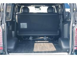 4ナンバーサイズ最大級の荷室スペースをたっぷりお使いいただけます!