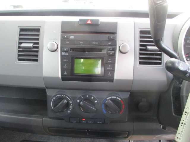 ◎純正CD/MDラジオ付 (注)オーディオ類は、現状(保証無し)となります。★リモコンミラー・エアバック・ABS装着車です。