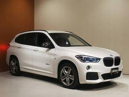 BMW X1 xドライブ 18d Mスポーツ 4WD アドバンスドAセーフティpkg 社外フルセグ