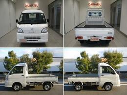 ハイルーフタイプのハイゼットトラック☆