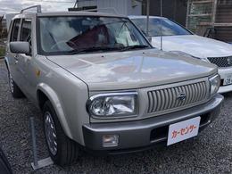 日産 ラシーン 1.5 タイプII 4WD ナビ フルセグTV ETC DVD再生