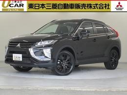 三菱 エクリプスクロス 2.2 ブラック エディション ディーゼルターボ 4WD /サポカ-S/認定3年保証/メモリ-ナビ/試乗車