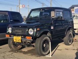 スズキ ジムニー 660 ワイルドウインド リミテッド 4WD ナビ