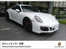 ポルシェ 911 カレラ GTS PDK 認定中古車 1オーナー 禁煙