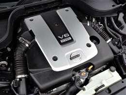 3.7リッターV6エンジン搭載!330ps!(カタログ値)