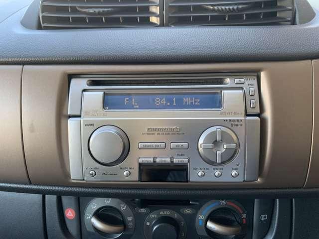 純正CDコンポ
