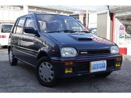 ダイハツ ミラ 660 J ターボ 新品フジツボマフラー付