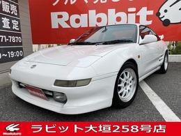 トヨタ MR2 2.0 Gリミテッド 柿本マフラー・レカロシート・SDナビ・TV