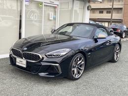 BMW Z4 M40i 弊社社有車 HUD レザーシート