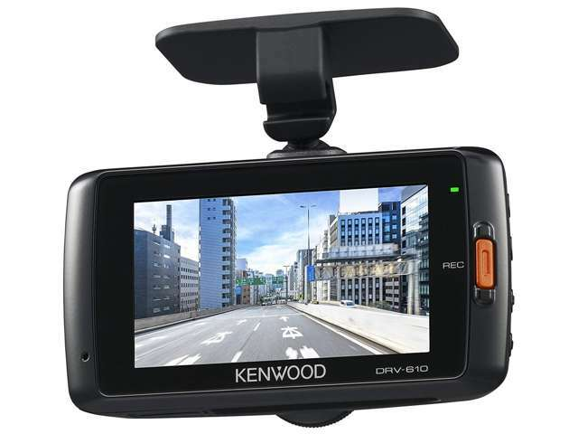 Aプラン画像:コムテックドライブレコーダー300万画素駐車監視システム、GPS機能付きのドライブレコーダーをつけてお渡しプランです