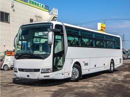 三菱ふそう エアロエース 42人乗り 観光バス ハイデッカー 貫通トランク2室 10列シート 総輪エアサス