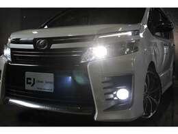 LEDヘッドライト☆新品LEDフォグライト