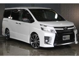 トヨタ ヴォクシー 2.0 ZS 煌 4WD 1オーナー/ローダウン/フリップダウン/19AW