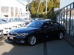 BMW 3シリーズ 320i 弊社デモカー ワイヤレスチャージ ACC