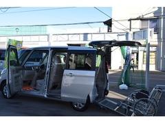 スズキ スペーシア の中古車 660 G ウィズ 車いす移動車 リアシート付 千葉県柏市 53.0万円