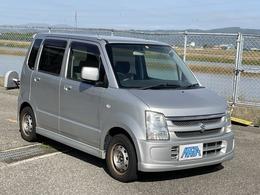 スズキ ワゴンR 660 FX-S リミテッド 4WD 禁煙車 スマートキー CD 純正エアロ
