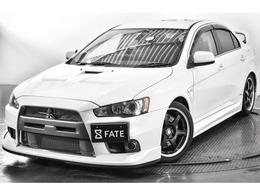 三菱 ランサーエボリューション 2.0 GSR X ハイパフォーマンスパッケージ 4WD マフラー 車高調 AW