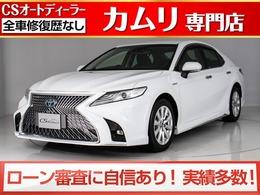 トヨタ カムリ 2.5 G スピンドルエアロ/禁煙車/セーフティセンス