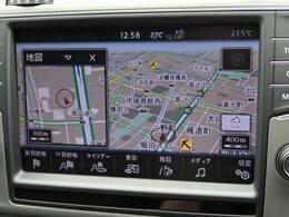 ●Discover Proナビゲーション装着車でございます!フルセグ視聴やBluetooth接続も可能です!