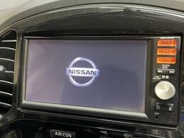 フルセグ内蔵の純正ナビ搭載。DVD再生、Bluetoothも対応可能です。
