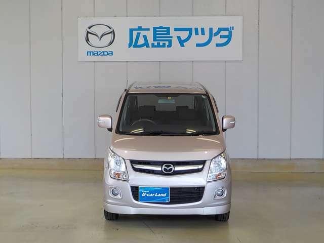 オーソドックスな軽自動車のデザインとなっております。