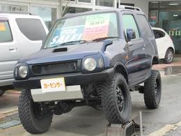 マツダ AZ-オフロード 660 XC 4WD 社外バンパー・リフトUP・社外マフラー