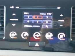 AM FMラジオ付きCDデッキ