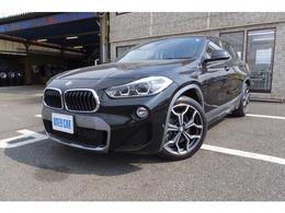 BMW X2 xドライブ20i 4WD パワーバックドア 純正19インチAW