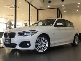 BMW 1シリーズ 118d Mスポーツ 1オナLEDヘッドライトクルコンHDDナビ