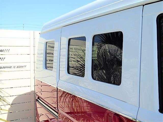 当店はヴィンテージバンの販売、制作を承っております。お客様の好みに合わせた仕様にカスタムすることが出来ます。あなただけの車を作りませんか?詳細はHPhttp://www.autospirit.co.jp/まで