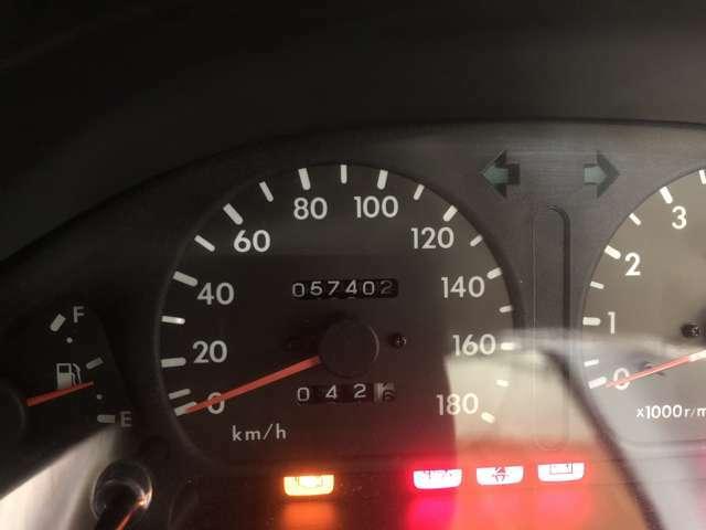 実走行5.8万キロ!機関良好です!