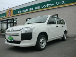トヨタ プロボックスバン 1.5 DX コンフォート 4WD 運転席p/w 横滑り防止装置