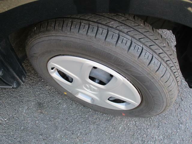 タイヤ溝もまだ問題ありませんので、安心してお乗り頂けます♪