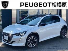 プジョー 208 GT Line 弊社下取り車/新車保証継承