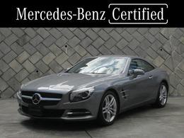 メルセデス・ベンツ SLクラス SL350 ブルーエフィシェンシー レーダーセーフ 本革シート 認定中古車