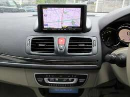 HDDナビ付き♪ナビの動作も確認済みです♪フルセグテレビの視聴も可能ですので長距離の際でも飽きずに車内でお過ごしいただけるかと思います♪