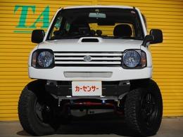 スズキ ジムニー 660 XG 4WD 4型 リフトアップ レカロ ターボ新品