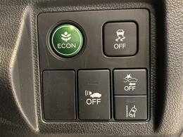 ECON 横滑り防止 CMBS 路外逸脱抑制機能