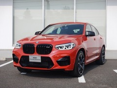 BMW X4 M の中古車 コンペティション 4WD 愛媛県松山市 999.0万円